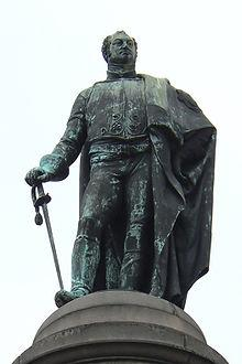 Statue of The Duke of York